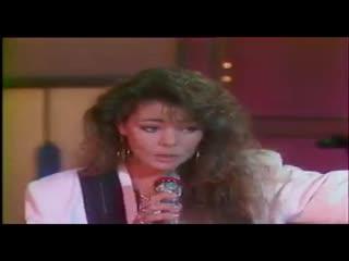 SANDRA - Heaven Can Wait (Dimanche Martin'88)