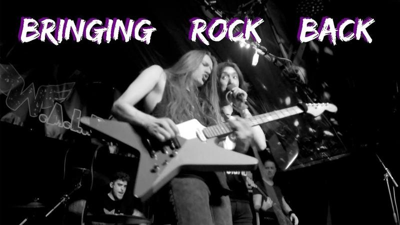 W A L K E R Bringing Rock Back Official Video