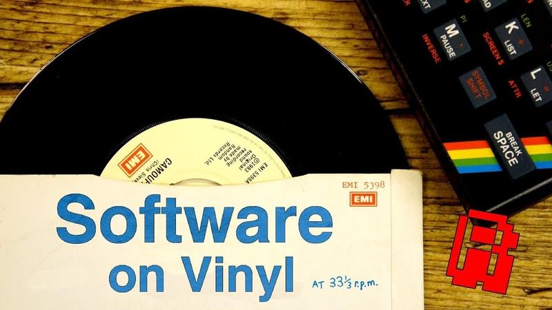 Retro Tech Nibble Pete Shelley | Software on Vinyl Records Pt.12 | ft. Techmoan