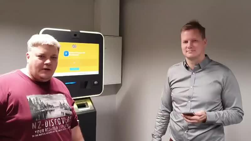 Предприниматель и ТОП Лидер Success Factory О Иванов Эстония о тестировании АТМ