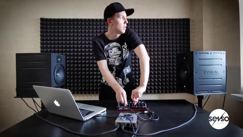 Maksim Dark LIVE Senso Sounds Bedroom Session