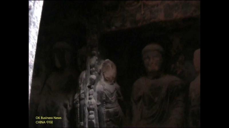 Guyuan Xumishan Grotten Yuanguang Tempel Temple caves 45 46 Xumishan Grottoes 固原市 须弥山石窟 圆光寺