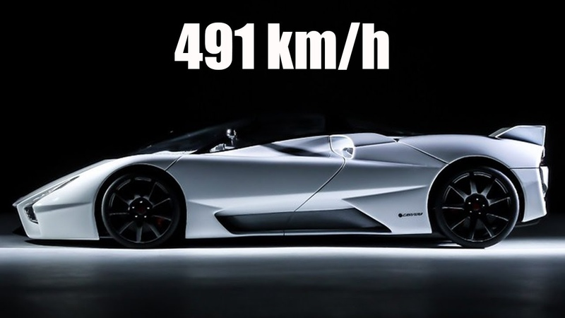 Top 8 FASTEST Super Sport Cars in the world 2020 Road Legal Cars