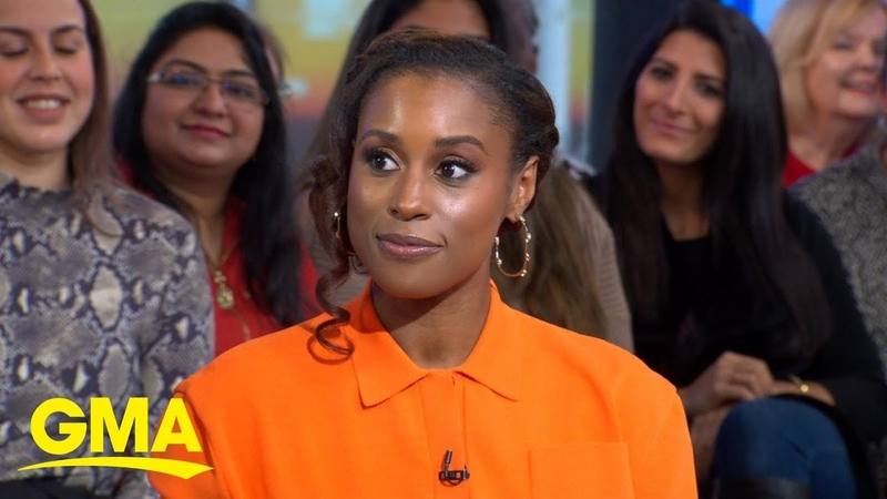 Issa Rae on her new movie and what to expect from season 4 of 'Insecure' l GMA