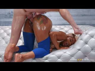 Cross-Training For Cock: Moriah Mills & Markus Dupree by Brazzers  Full HD 1080p #Squirt #Porno #Sex #Секс #Порно