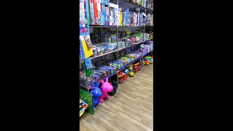 В Кубике Рубике бесплатная доставка игрушек