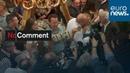 Arnold Schwarzenegger and other celebrities party in Kitzbuehel during alpine ski weekend