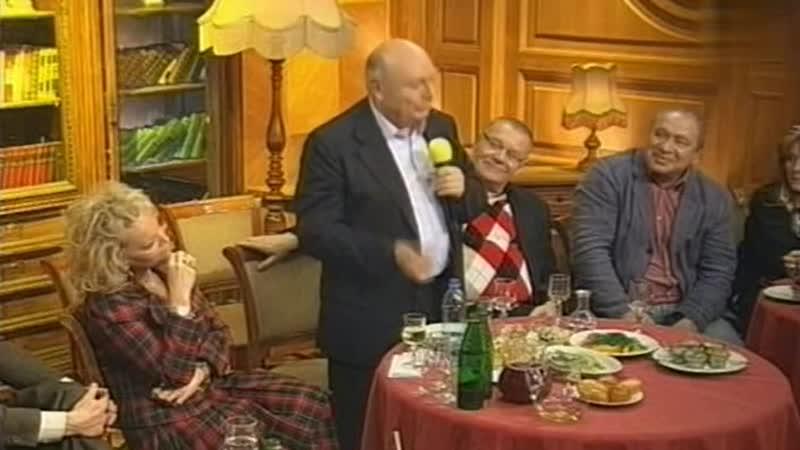 Приют комедиантов Одесса и одесситы Жванецкий Карцев Долина 2009