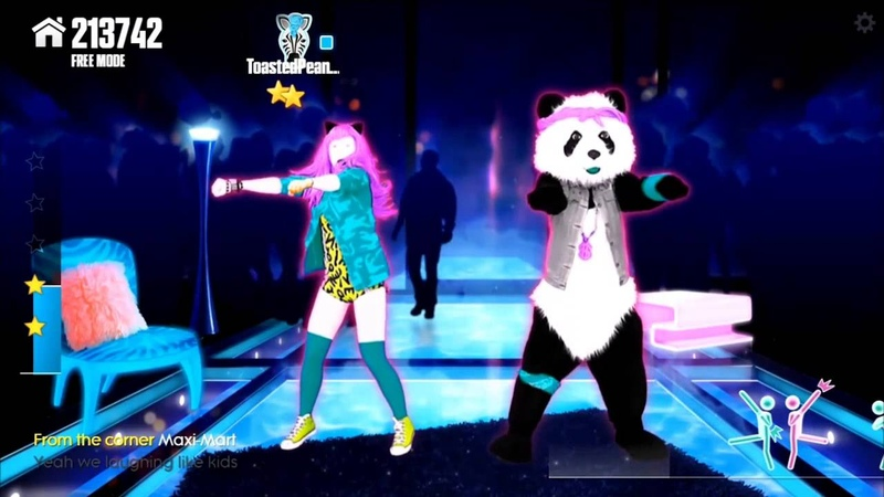 Just Dance Now Android C'mon 5*s