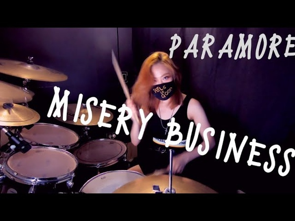 Paramore Misery Business DRUM COVER GANI DRUM 드럼커버