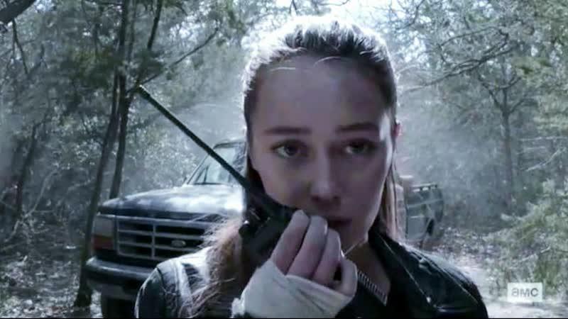 Бойтесь ходячих мертвецов 5 сезон 6 серия Алиша Кларк 4