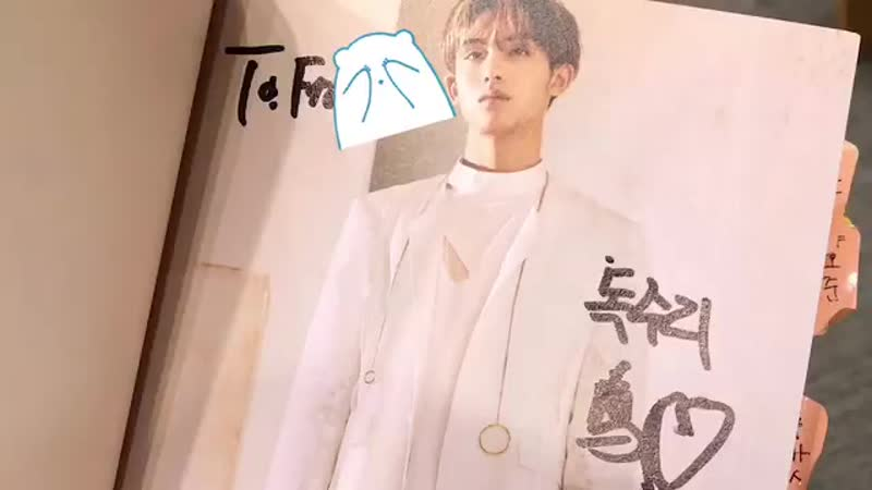 Q. If winwin is a cat, who would you like to be your owner - Winwin uhhm... Ten (1)