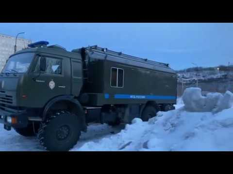 Бой в Мурманске Спецназ ФСБ предотвратил атаку ИГИЛ