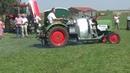 Sternross 600HP radial engine Fendt Tractor
