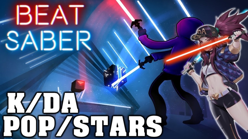 Beat Saber - POPSTARS - KDA [League Of Legends] | FC
