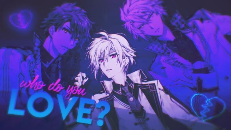 「革命」❝Who do u love    New Members MEP❞