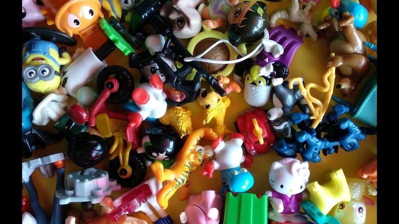 Іграшка Kinder Сюрприз у роботі з дошкільником Цікаві ідеї Коли діти вдома