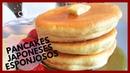 PANCAKES O HOT CAKES JAPONESES ESPONJOSOS | Realmente Exquisitos y esponjosos