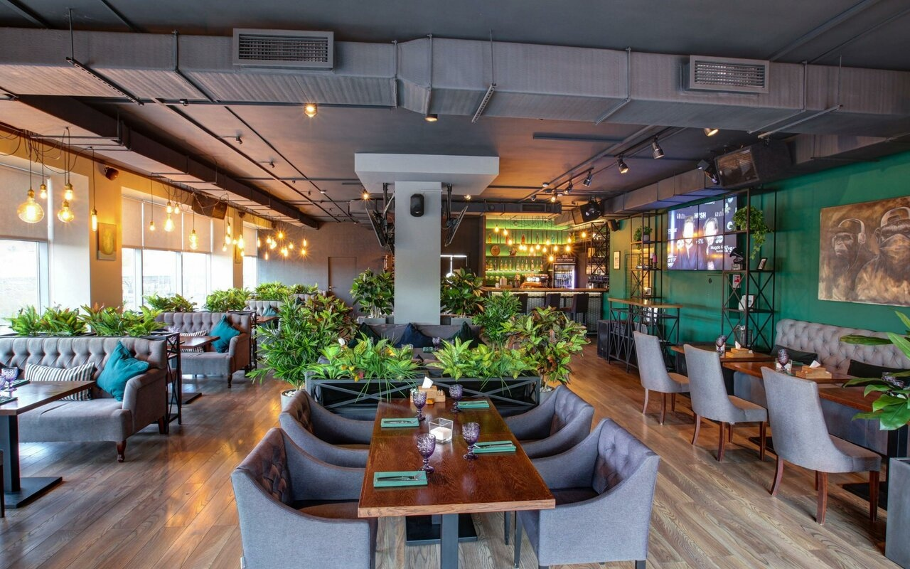 Rich Lounge Москва