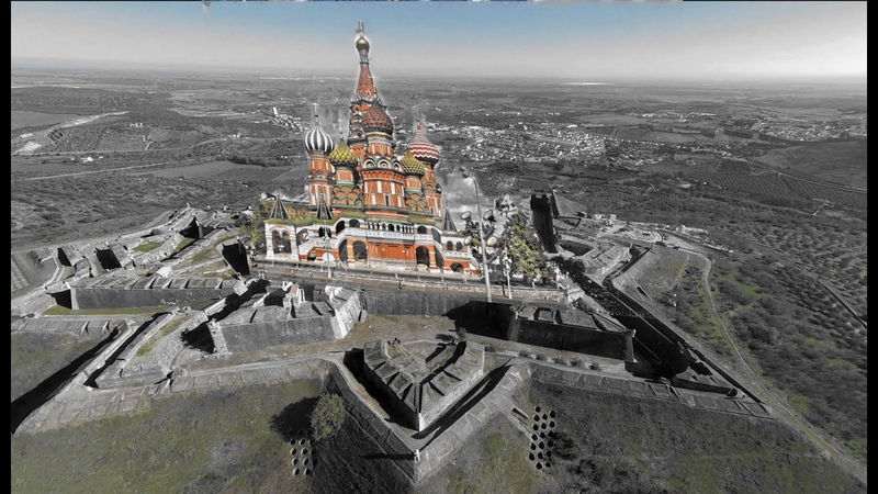 Главная тайна Москвы Чужая крепость Звезда