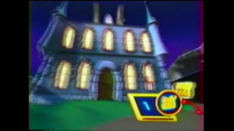 Fox Kids FoxRiders Leaders (19992000 Graphics Package)