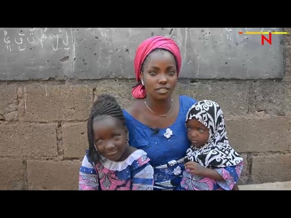 My Husband Abandoned My Daughters And Me Because We Have Blue Eyes Risikat Ilorin Mom Punch