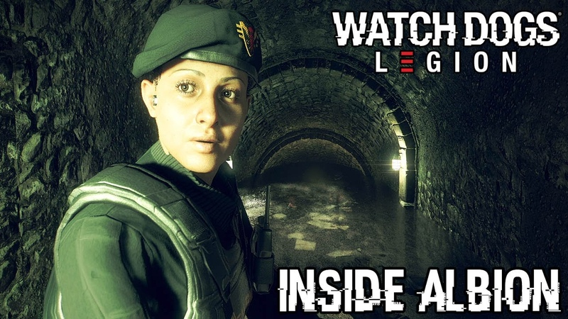Watch Dogs Legion Inside Albion Story Gameplay PC @ ᵁᴴᴰ ✔