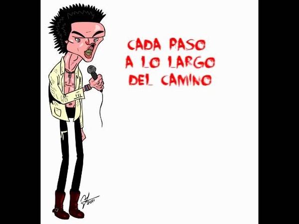 SID VICIOUS_ MY WAY subtitulada al español (la mejor traducción)