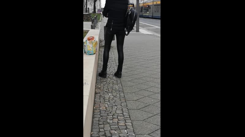 Leather Leggings 4 Jizz