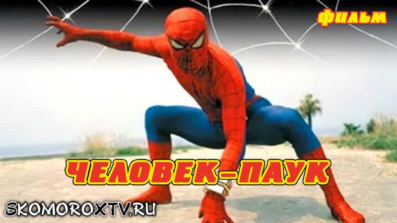 Человек-Паук Toei Spiderman (фильм) (озвучка SkomoroX)