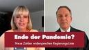Ende der Pandemie? Neue Zahlen widersprechen Regierungs-Linie - mit Prof. Homburg