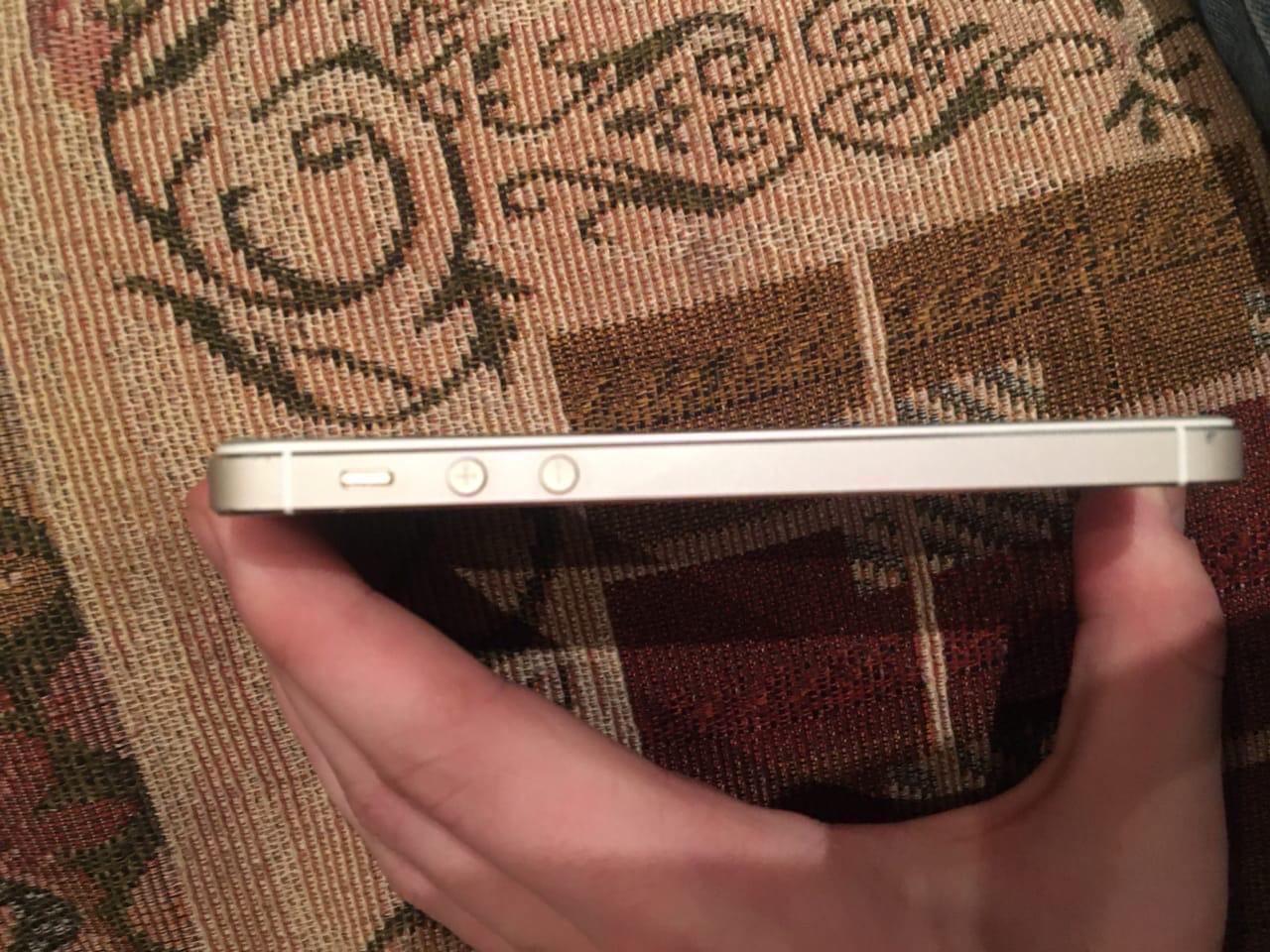 Купить iPhone 5s 16gb gold В очень хорошем | Объявления Орска и Новотроицка №288