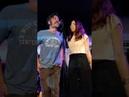 Josh Radnor and Cristin Milioti singing 500 miles HIMYM Reunion