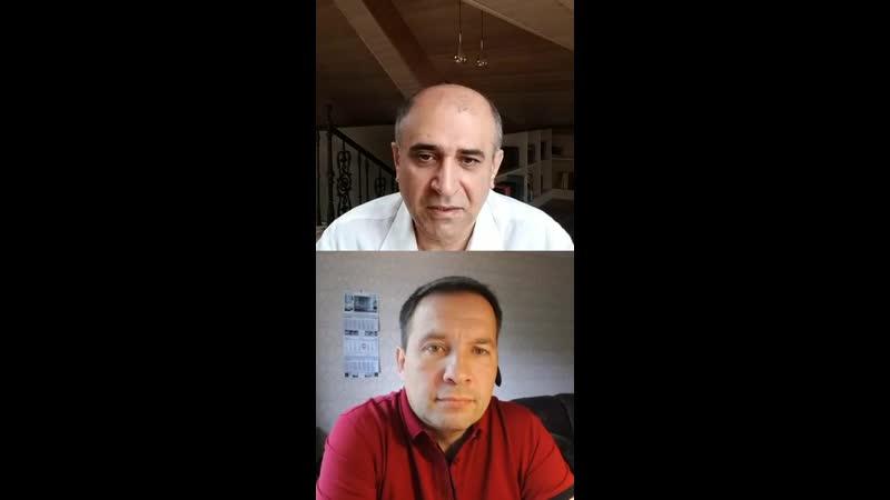 Марк Ифраимов и Валерий Пястун. Что в женщине ищут мужчины?