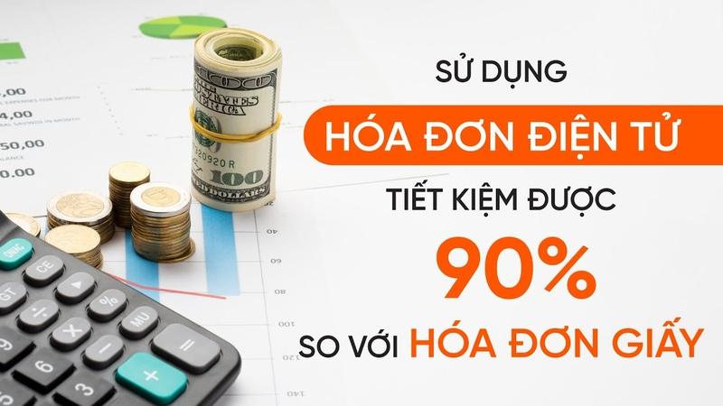 Tiết kiệm 90% chi phí cho hóa đơn với hóa đơn điện tử E invoice THAISONSOFT