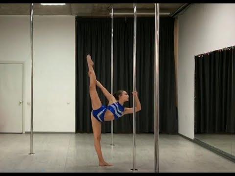 Anisimova Aleksandra (Pole Dance and Aerialsilks studio Lady Marmalade)