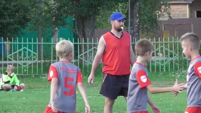 Родник Фаэтон 08 2 тайм Первенство обл 22 07 2019