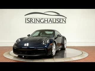 2020 Porsche 911 Carrera 4S in Night Blue Metallic - 225298