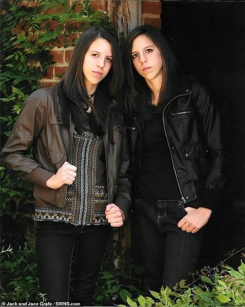 Как им лучше Были девочками стали мальчиками. Сестры-близнецы сменили пол и теперь по-настоящему счастливы.Сейчас они работают в правоохранительных