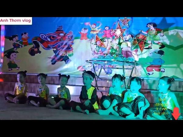 Tổ chức ngày lễ tết trung thu cho các cháu thiếu niên nhi đồng tại TDP Hồng Sơn