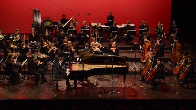 Saint Saëns Piano concerto n°5 A Kantorow OCNE N Krauze