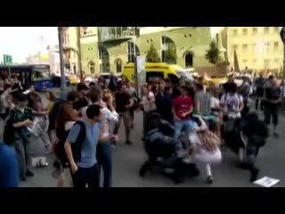 Видео с новыми фигурантами московского дела