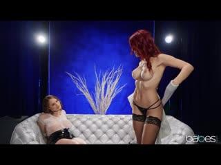 Pornomix / Hadley Mason, Molly Stewart -Bondage, Ass Licking, Pussy Licking Lesbian Tattoo Voluptuous Blonde Tits Red Head, Big