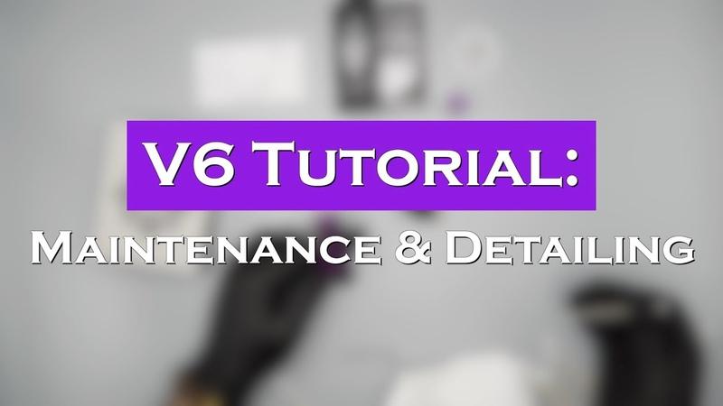 V6 Maintenance Detailing