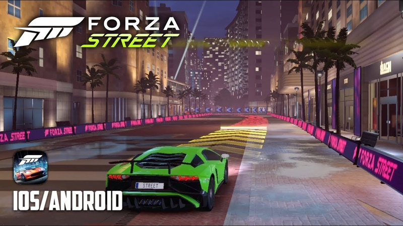 FORZA STREET MOBILE - Android iOS - BETA GAMEPLAY