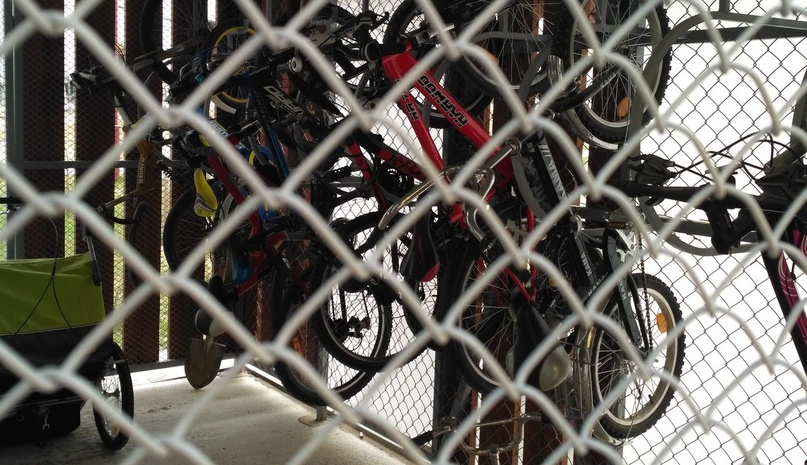Станут ли Грандичи-2 велосипедным районом мечты?, изображение №4