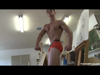 [720]  Roger M (Pumping Muscle) (Wrestling)