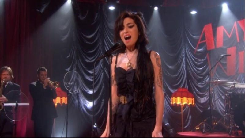 Amy Winehouse - Riverside studios Hammersmith London 10th Feb 2008.