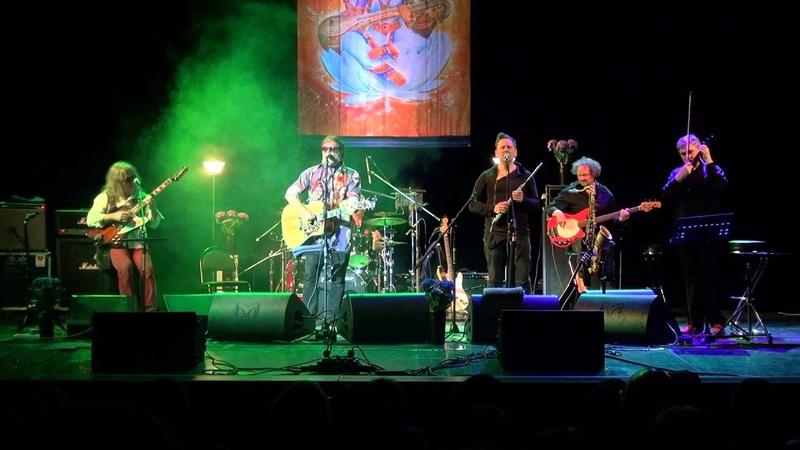Борис Гребенщиков и группа Аквариум - концерт в Самаре 23.03.2016