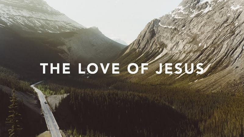 Nathan Taylor - The Love of Jesus (Lyrics)